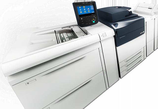 Novo!! Xerox Versant 180 Press